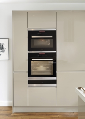 Bayswater Gloss Stone Kitchen Contemporary Kitchens