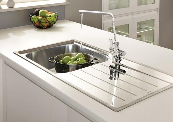 Clerkenwell Gloss White Kitchen Contemporary Kitchens