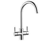 Lamona Chrome Arroscia 3 in 1 hot water tap