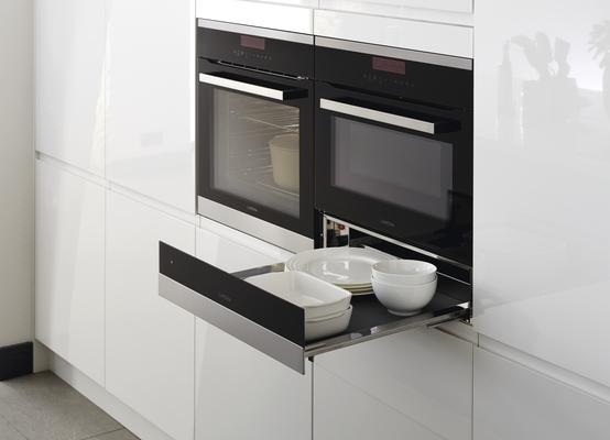 Bayswater Gloss White Kitchen Contemporary Kitchens