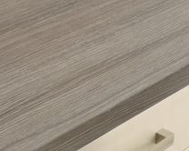 Grey Oak Effect worktop