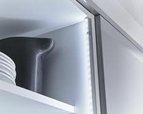 LED Retro-fit cabinet lights