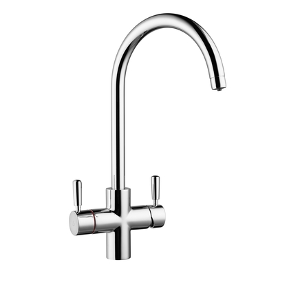 Lamona Chrome Arroscia 3 in 1 hot water tap
