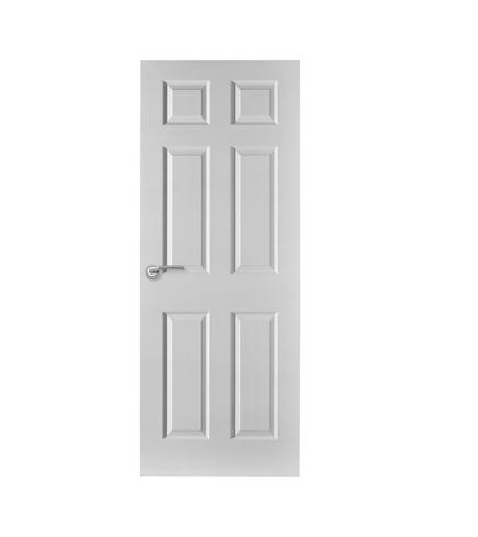 Pre-finished 6 Panel Grained Door