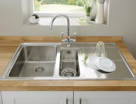 Lamona Dorney 1.5 bowl sink