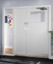 Ply G/O glazed door