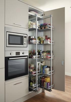 Stockbridge Super Matt Stone Kitchen Range Universal