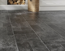 Professional Random Effect Slate laminate tiles