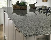 White Granite 20mm worktop