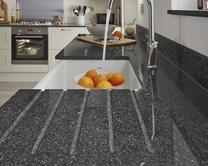 Black Granite 20mm worktop