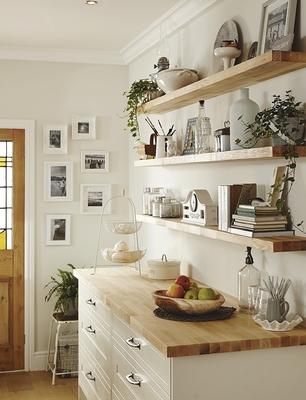Chrome Kitchen Handles