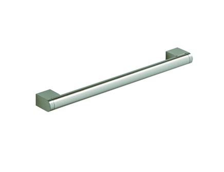 Nickel Effect bar handle