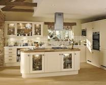 Burford Cream Kitchen Shaker Kitchens Howdens Joinery