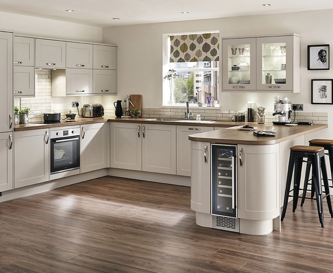 Kitchen Ideas Howdens burford cashmere kitchen | shaker kitchens | howdens joinery