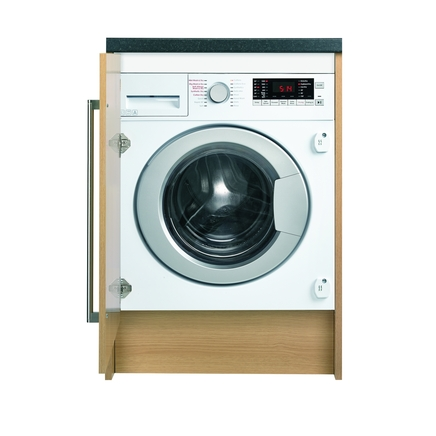 1400rpm Integrated Washer Dryer Laundry Howdens Joinery
