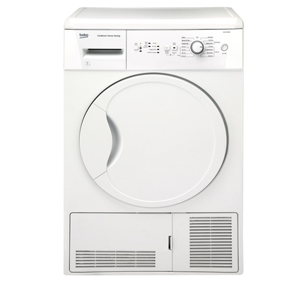 Beko freestanding 7kg condenser tumble dryer