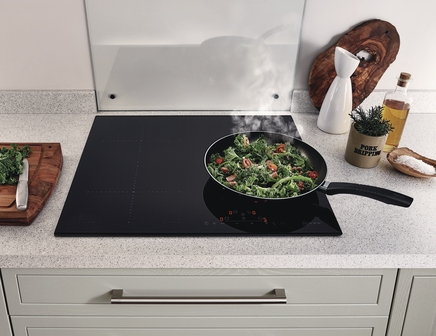 Neff touch control induction hob
