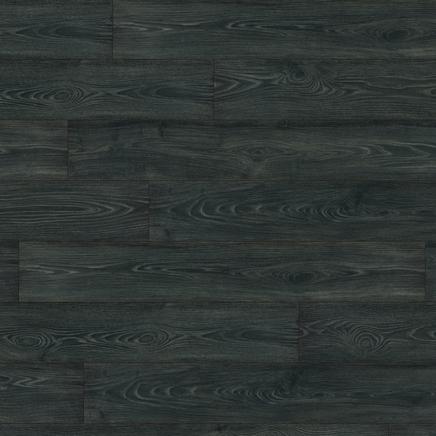 Howdens Fast Fit V Groove Black Oak flooring