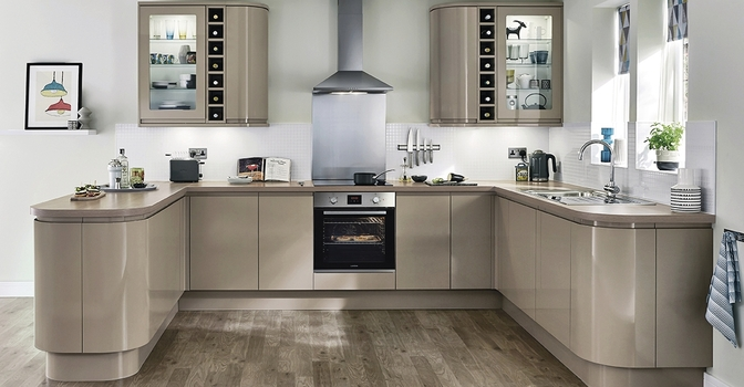 Fitted Kitchen Ranges: Howdens Joinery