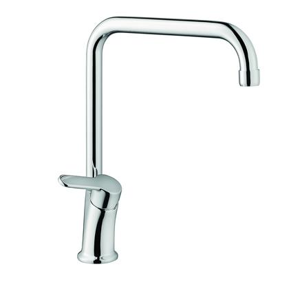 Lamona Chrome Savoca right angled single lever tap