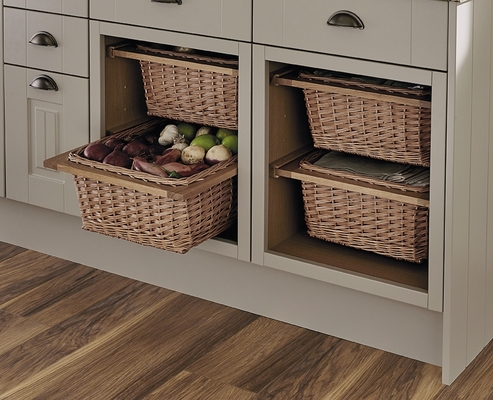 Burford Tongue Amp Groove Cashmere Kitchen Range Howdens