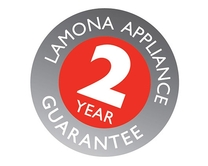 Lamona appliance 2 year guarantee