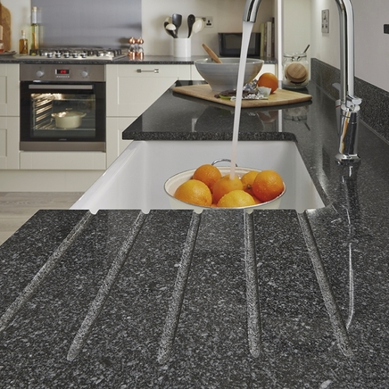Black Granite Worktop Howdens Joinery