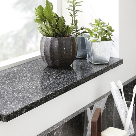 Black Granite 20mm worktop