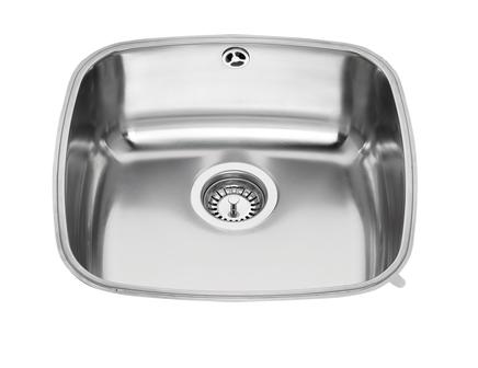 Lamona Drayton undermount single bowl sink