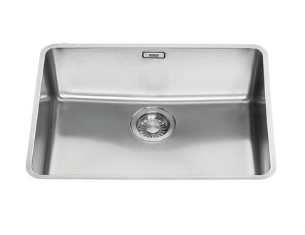 Franke Kubus undermount single bowl sink