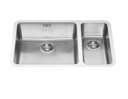 Franke Kubus undermount 1.5 bowl sink