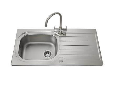 Lamona Arnfield single bowl sink