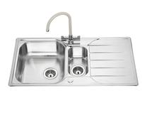 Lamona Foxcote 1.5 bowl sink