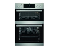 AEG double multi-function oven