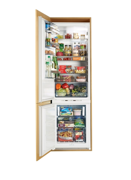 Aeg Integrated Fridge Freezer Howdens Joinery