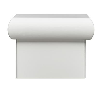 Newel post cap (square)