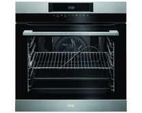 AEG touch control single pyrolytic oven