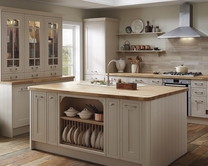 linoleum bathroom floor the shaker collection kitchen range howdens joinery 13510