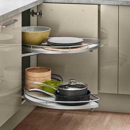 Full Extension Corner Storage Accessory Kitchen Storage