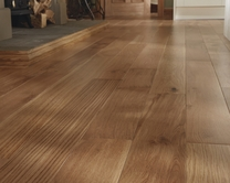 Solid Oiled Oak flooring