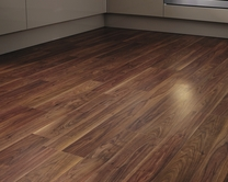 Professional Walnut laminate flooring