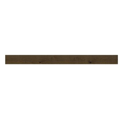Pre-finished Fast Fit Dark Oak single plank wide (180mm) flooring