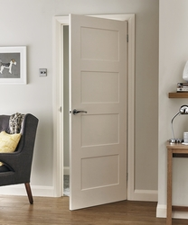 Internal moulded panel doors & Internal Doors | Interior Doors | French Doors | Howdens Joinery