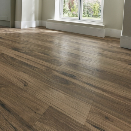 Professional Rustic Hickory laminate flooring | Flooring | | Howdens ...
