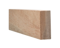 Hardwood lipping