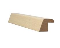 Ash veneer hockey stick F/C beading