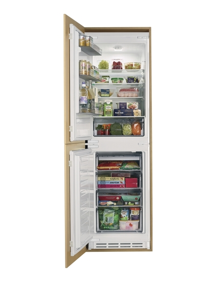 Lamona integrated 50/50 fridge freezer