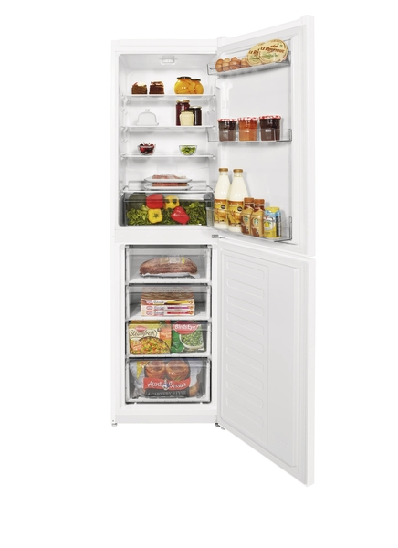 Beko freestanding 50/50 fridge freezer