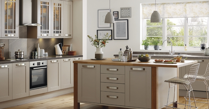 Kitchens | Fitted Kitchens | Howdens Joinery