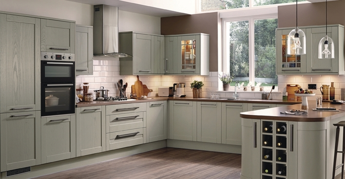 The Shaker Collection Shaker Style Kitchen Designs Howdens Joinery
